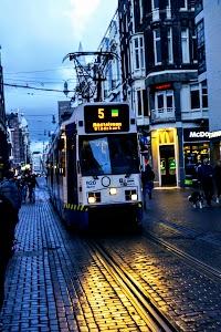 Leidseplein Tram