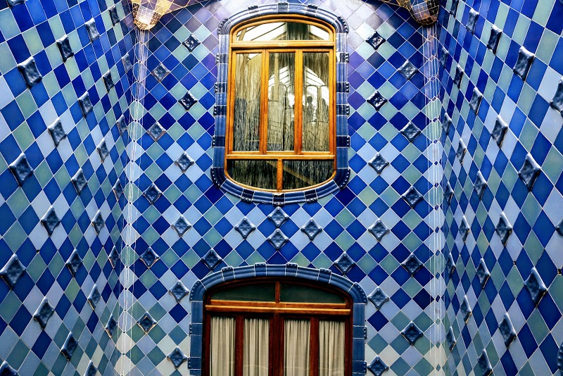 Inside the Casa Batlló