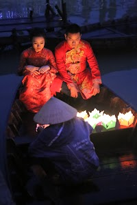 Vietnamese Couple