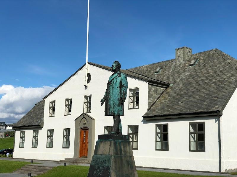 Stjórnarráðið: the Prime Minister's Office