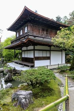Ginkaku-Ji Templ