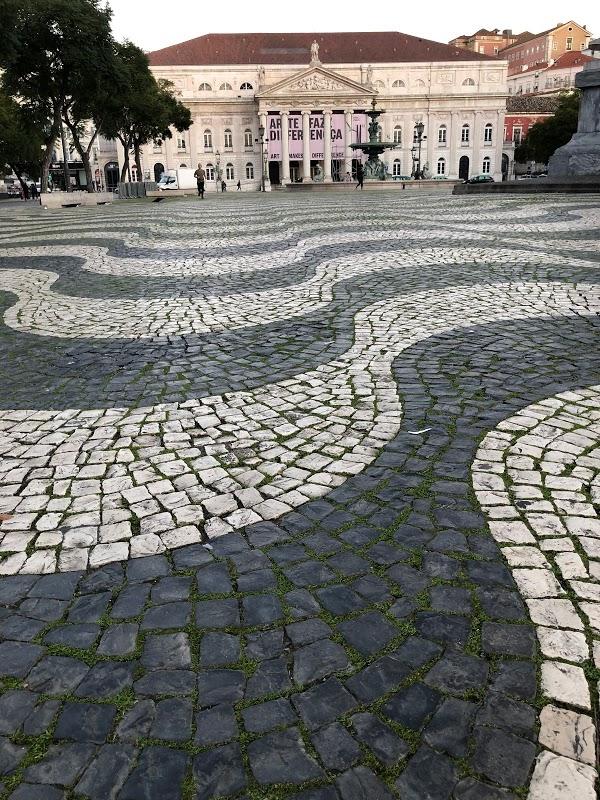 Rossio Swirls