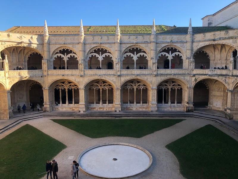 Jerónimos Monastery Quad