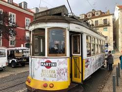 Tram # 28