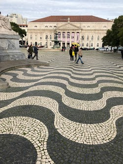 Rossio Square Tiles
