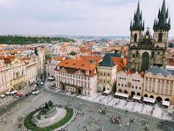 Prague Town Center
