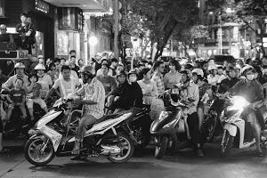 Rush Hour in Saigon