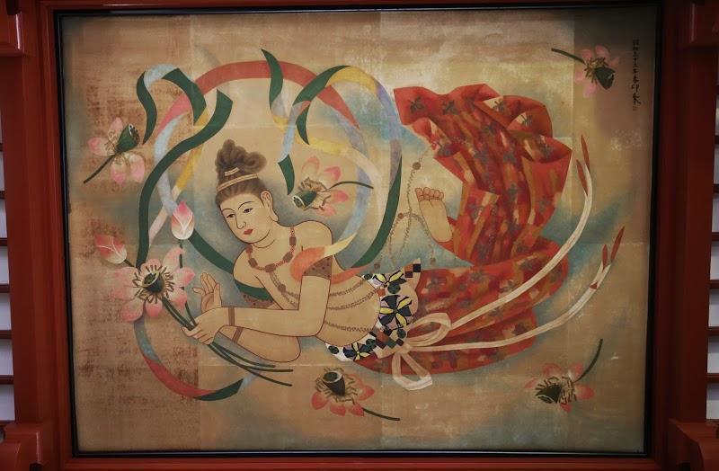 Senso-ji Artwork