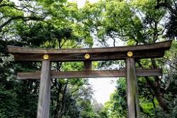 Tori Entrance Gate